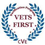 Vets First Verification Logo