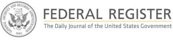 Federal-Register logo