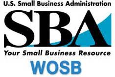 SBA WOSB program